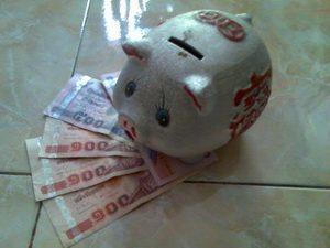 การออมเงิน